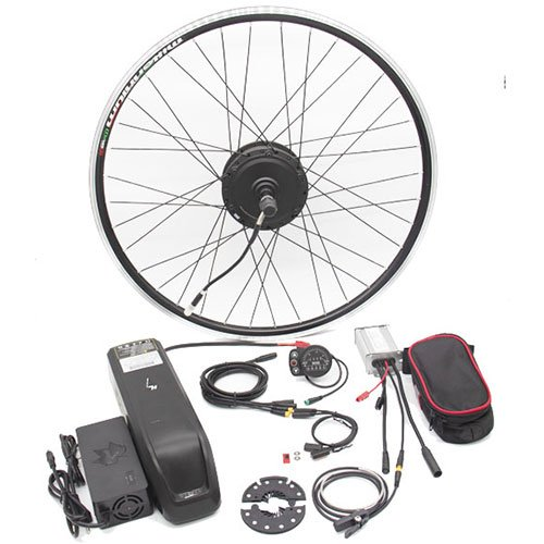 Kit bici elettrica ruota posteriore MEDIUM 36V 250W 55Nm.